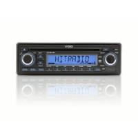 VDO 24V Radio - CD/MP3/WMA/USB - CD726U-BU